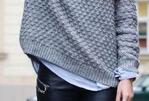 Ich liebe Grau - Mode in Grautönen / Trends und Zeitloses - Outfit of the day - Wohlfühl Mode