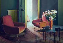 spaces and places / -displays-arrangements-color-texture-