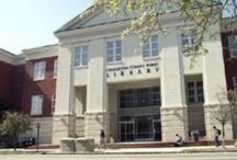 CCPL Locations / Charleston County Public Libraries