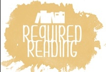 Required Reading Round-Up Links