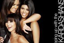 Kardashian Krazy / I Love All Things Kardashian! / by Jennifer Roth