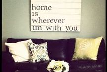 For the Home / by Stephanie Drees