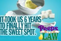 Peeps in Law / by ABA Journal The Lawyer's Magazine