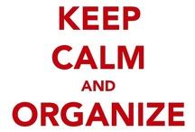 Organizing ideas / by Christine Merswolke