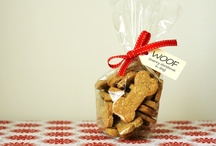 For Buddy & Baby (Good Dog Treats) / by Kathy Shaw