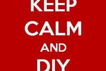 DIY or craft ideas / by Christine Merswolke
