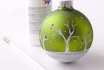 Happy Holiday Decorations / by Kathy Shaw