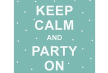 Party Ideas / by Christine Merswolke