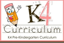 Preschool / by Kelly Ratliff