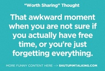 Humor + Funny / funny quotes and photos