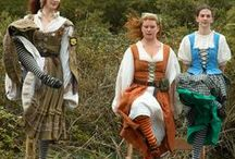 Costumery / Movie, tv, re-enactment, opera & stage costumes / by Medieval Muse