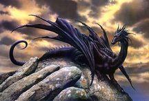 Dragons!!! / by Aubrey Burke