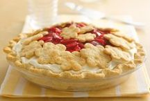 Pies & Tarts / No matter the season, we have a pie recipe for it! Get our favorite recipes for everything from classic apple and pumpkin pie to adventurous French silk and pink lemonade pie.  / by Betty Crocker