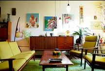 miss wonderful inspiration / bits and pieces to inspire our mid century modern plus store.
