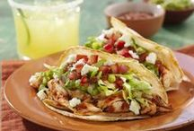Tex-Mex Faves / Packed to the max with traditional Tex-Mex flavors, these are the tacos, nachos and enchiladas (just to name a few!) recipes we can't get enough of.  / by Betty Crocker
