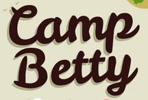Camp Betty / Are you ready to have the best summer ever? At Camp Betty, you'll get weekly ideas and inspiration to keep kids of all ages curious and busy all summer long—with everything from creative food ideas, arts and crafts projects, and volunteer activities to exciting field trips and fun ways to keep boredom at bay on rainy days. So, let's get this camp party started!  http://www.bettycrocker.com/campbetty #CampBetty / by Betty Crocker