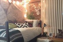 College: Dorm / by Hailey Earnhardt