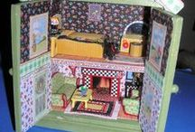 Dollhouse/Theatre Things / by Cynthia Burrell