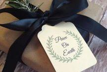 Tag Me / gift tags