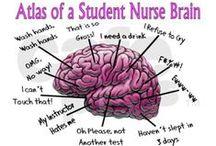Much Ado About Nursing / by Evangeline Meadows
