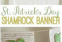Book Lovers' St. Patrick's Day / Ideas to throw your very own St. Patrick's Day party!   #Books #StPatDay