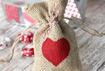 Burlap Love / by The Casual Craftlete