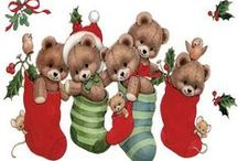 ClipArt-Christmas / by Cynthia Burrell