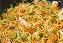 Chinese Food Recipes / Recetas de Comida China / Recetas caseras fáciles para preparar comida china / Easy recipes for homemade chinese food  #chinesefood #comidachina #comida #china