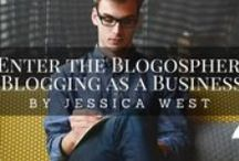 Blogging Tips / Want to learn how to use blogging to benefit you and your business? Check out these blogging tips to learn how to grow your following and generate business leads.