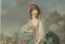 18th century woman's