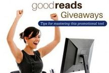 Goodreads Tips / Want to learn how to use Goodreads to benefit you and your books? Check out these Goodreads tips to learn how to grow your following and generate book sales.