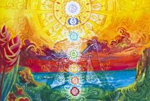 Mind, body and soul / Spiritual healing, chakras and meditation  / by Karla Guevara
