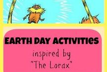 Busy Bees: Earth Day / Earth Day activities and ideas for preschoolers