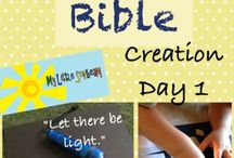 Bible Lessons for Preschoolers / by Sarah Jett