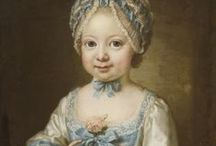 18th century child's