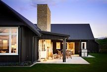 A Black House / Dark Delights / by The Woodsfolk & Down To The Woods
