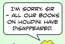 Book Humor / It's funny (because sometimes it is true).