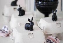 DIY Ostern / Bastelideen und Dekodieren für Ostern