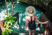 Reise Tip: Mexiko / Reiseroute im Süden Mexikos - Strände, Städte, Sehenswürdigkeiten und Dinge die man in Mexico nicht verpassen sollte