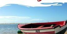 Algarve Sandalgarve / Weiße Sandstrände, Badeinseln, Dünenlandschaft, mildes Klima, ruhige Gewässer, entspannte Atmosphäre, außergewöhnliche Natur und hübsche Orte.