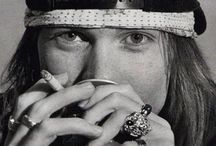axl rose / pictures of my love.