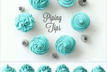 frosting,piping,decorating