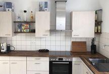 Renovierung Küche 2017