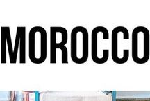 Destination: Morocco