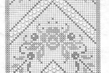 ciekawe wzory / hafty