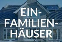 Einfamilienhäuser - Häuser für eine Familie, Fertighäuser und Massivhäuser / Einfamilienhäuser auf www.fertighaus.de - diverse Stile, vielfältige Angebote unterschiedlicher Raum- und Größenverhältnisse. Jeder Anbieter kann direkt kontaktiert und weitere Informationen, Anpassungswünsche oder Fragen angebracht werden - kostenlos, ohne Anmeldung und unverbindlich. Wollen Sie ein Haus bauen? Hier könnte alles starten.