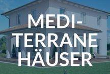 Mediterrane Häuser - Häuser im mediterranen Baustil / Eine spanische Finca, ein Toskana Haus, ein Traum aus dem mediterranen Raum: dieser Stil erinnert an Urlaub zuhause; jeden Tag. Mit dem Vorteil modernster Energie- und Qualitätsstadards lässt sich das Traumhaus nach Hause holen.
