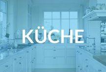 Küchen-Ideen / Das Herzstück eines Hauses, einer der wichtigsten Treffpunkte der Familie und der beste Platz bei einer Party: Die Küche ist nicht nur Werkstatt für gutes Essen, sondern auch Platz fürs gemeinsame Miteinander. Finde hier Ideen und mögliche Partner, um deine Traumküche zu erschaffen.