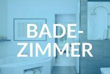 Bad-Ideen / Ob Accessoires, Armaturen, Spiegel, Schränke, Wannenbad, Toilette oder Dusche - diese Pinnwand bildet alles ab, um dich für dein Badezimmer zu inspirieren.   ➔ Alles rund ums Bad auch bei www.fertighaus.de