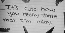 Depression / Sad/depressing quotes for sad souls...